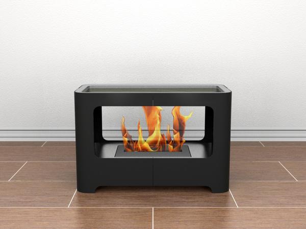 bio kamin on behance. Black Bedroom Furniture Sets. Home Design Ideas