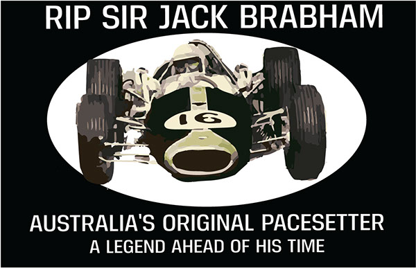 Sir Jack Brabham Tribute on Behance