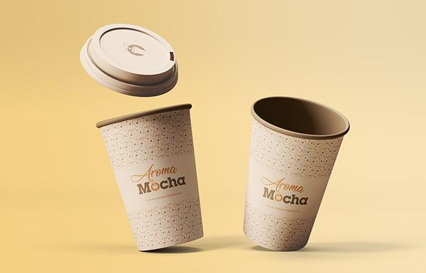 Aroma Mocha - Logo & Packaging