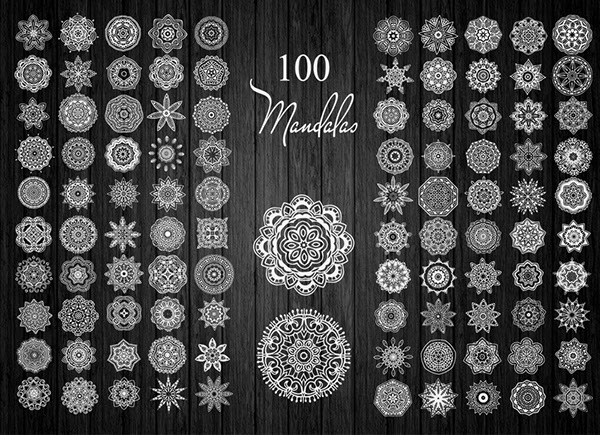 My project mandalas to sketch tattoo on behance - Mandalas signification formes ...