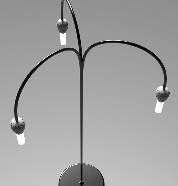 2011 Luminaire Design - QUT on Behance