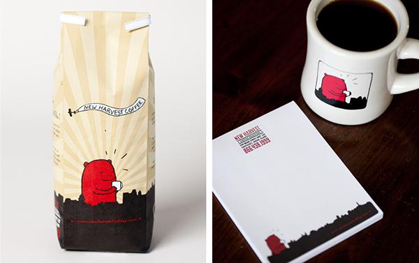 Coffee RI notepads