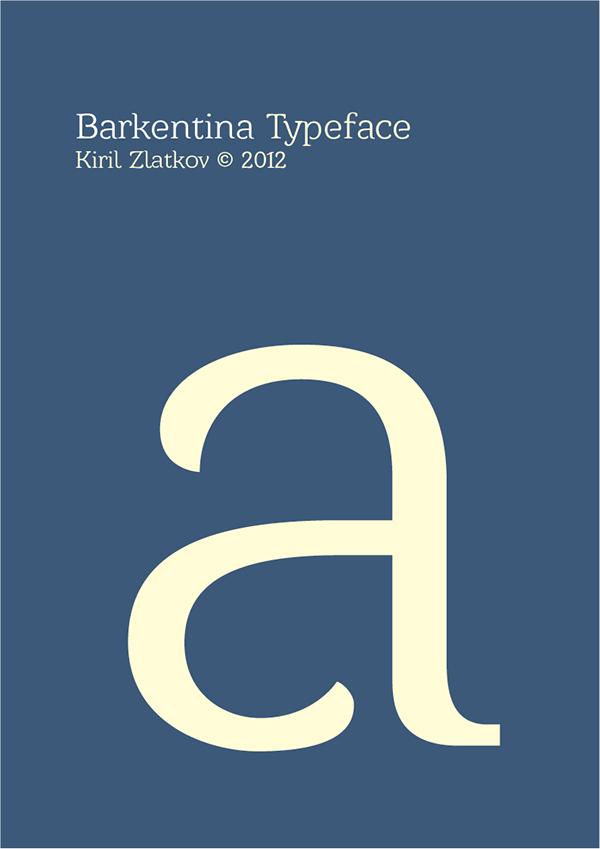 Българска кирилица. Безплатни шрифтове