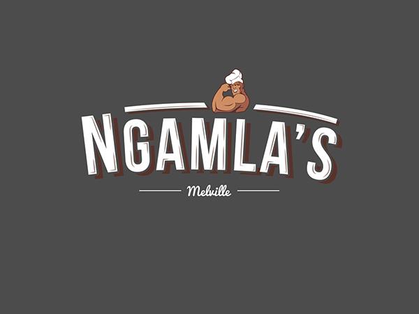 Chisa Nyama logo design Corporate Identity braai Rebrand