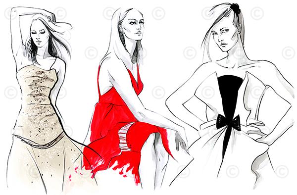 高品質的35款衣服設計圖欣賞