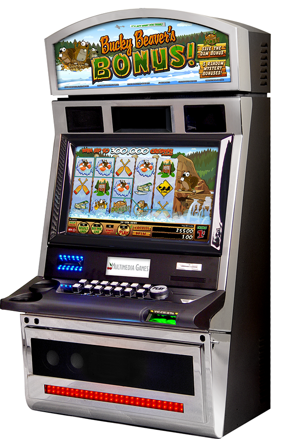 Beaver slot machine