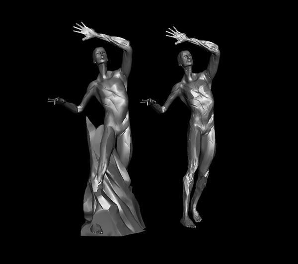 zarmina lighting modeling