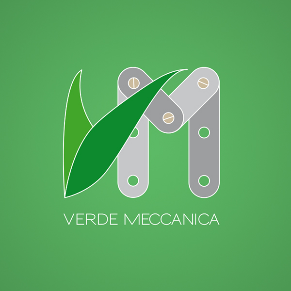 Verde Meccanica graphic logo