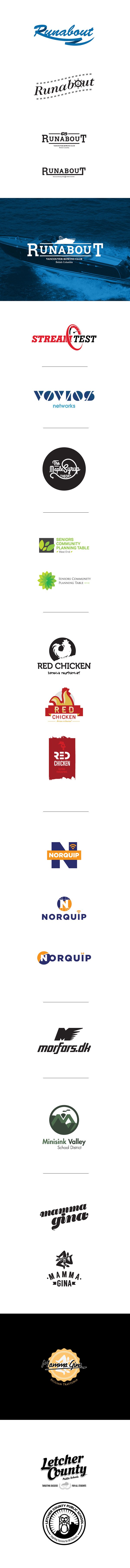 identity design graphic brand Logotype logo boat Food  restaurant Web corporate font pictogram