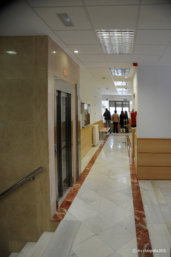 works managment project managment DCV teruel courts costruction building architect