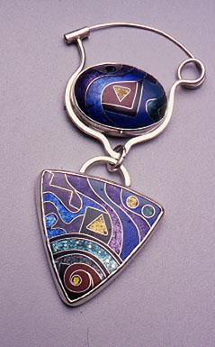 Cloisonne Enamel Jewelry On Risd Portfolios