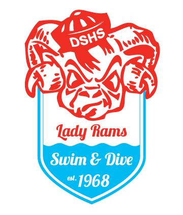 senior high school swim logos on behance