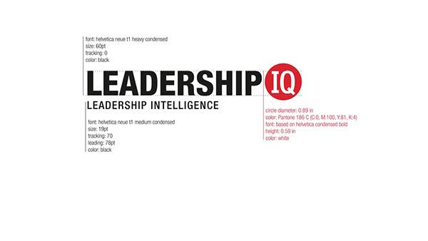 Leadership IQ - Corporate Branding and Website on Behance