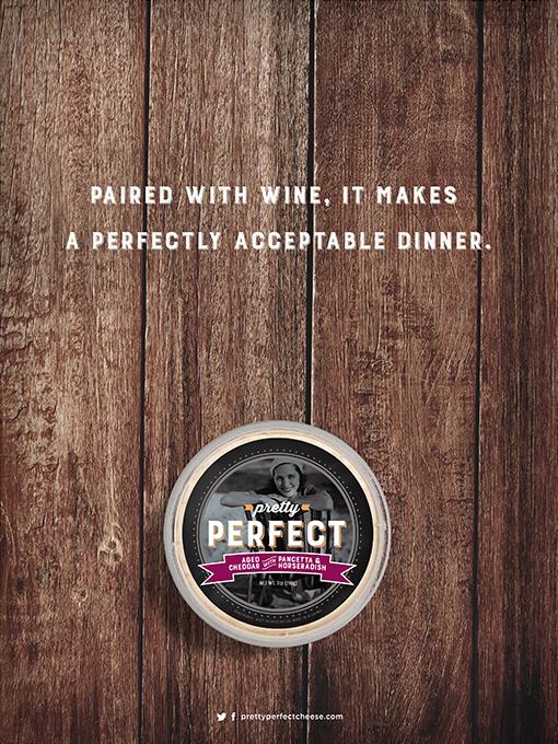 Adobe Portfolio Pretty Perfect Cheese