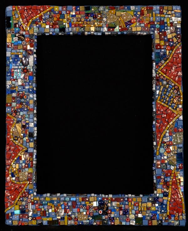 Tapestry Style Frame Tapestry Mosaic Custom Mosaic Frame