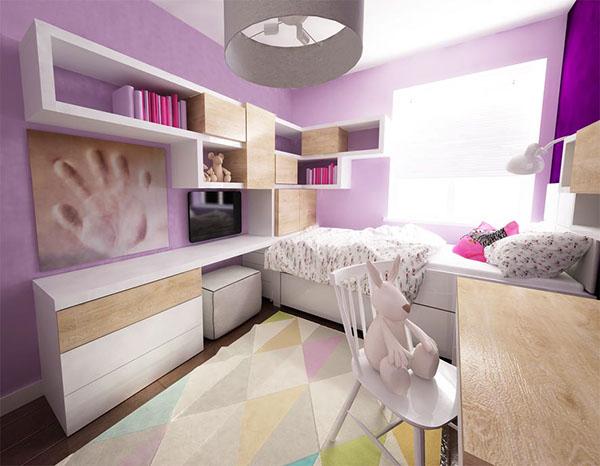 優質的18張粉紅色房間欣賞