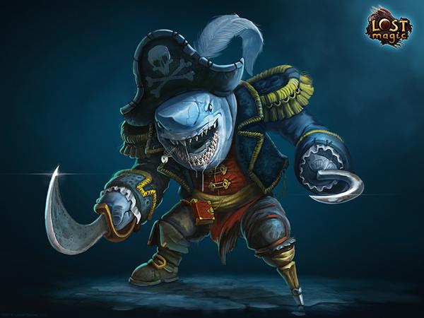 Cursed Pirates by Nikita Orlov