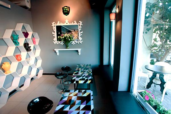 Chapeau Brand Identity Interior Design On Wacom Gallery
