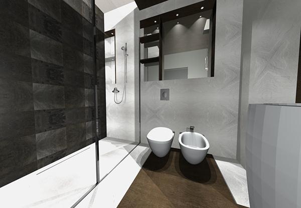Projekty łazienek on Behance