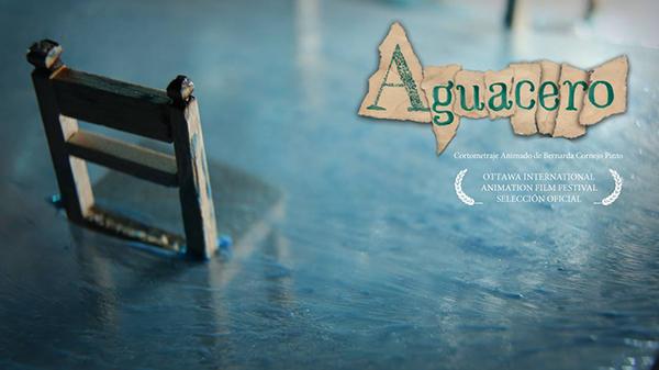 stop motion aguacero Ecuador agua water student film oiaf