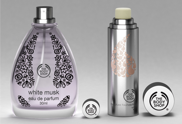 Body Shop Scent Redesign