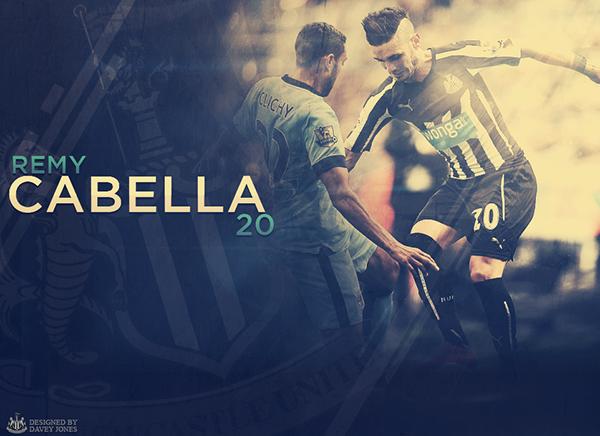 Remy Cabella Wallpaper Newcastle United Remy Cabella