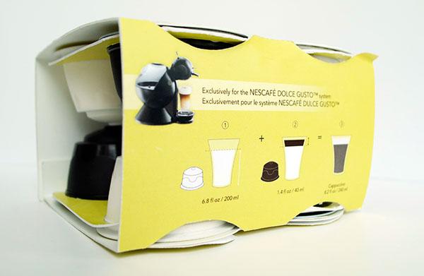 nescafe dolce gusto promo pack on behance. Black Bedroom Furniture Sets. Home Design Ideas