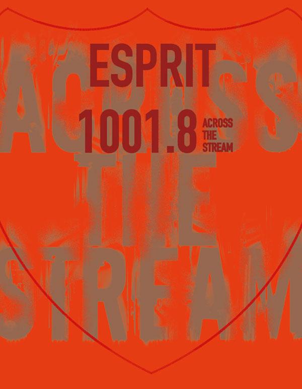 Esprit t-shirts artwork