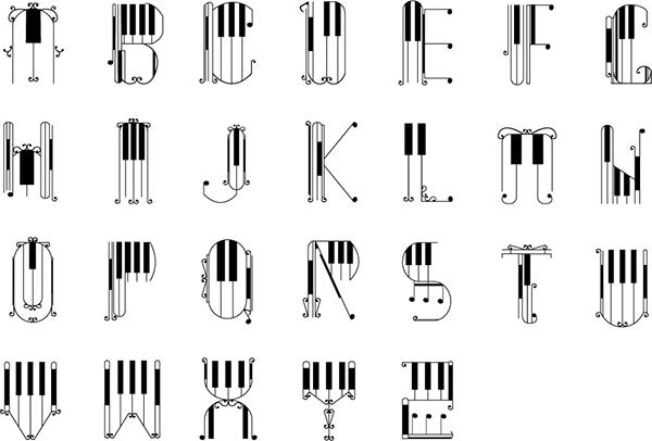A to Z Alphabet Design on Behance