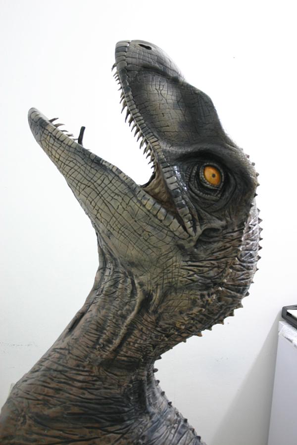 D Exhibition Designer Jobs In Dubai : T rex dinosaur sculpture kuwait on adweek talent gallery