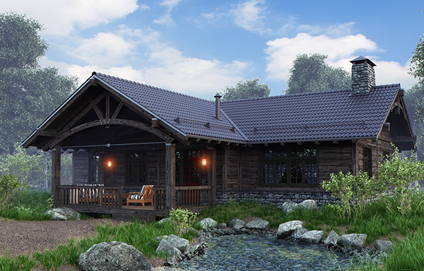 Project Small House On Behance
