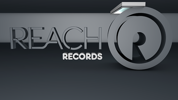 Reach Records 3d Logo Wallpaper On Behance
