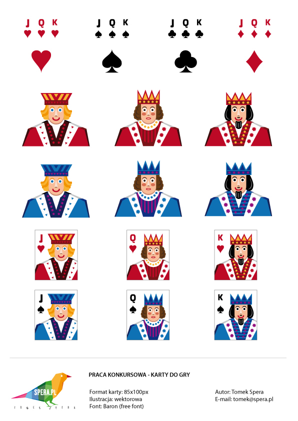 cards playing Competition