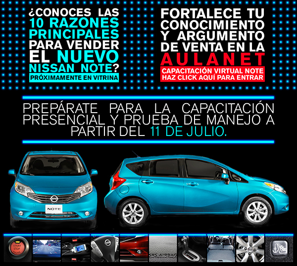 Nissan Colombia Nissan Note Dinissan Distribuidora Nissan