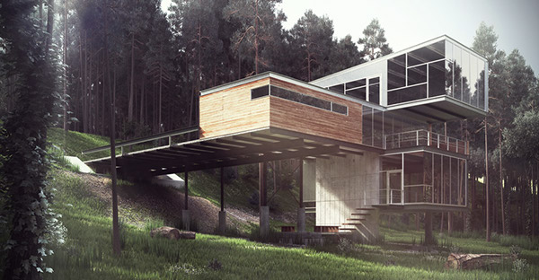 CGI 3d Visualisation arch viz architectural design CG Visualisation Render rendering Architectural Visualisation