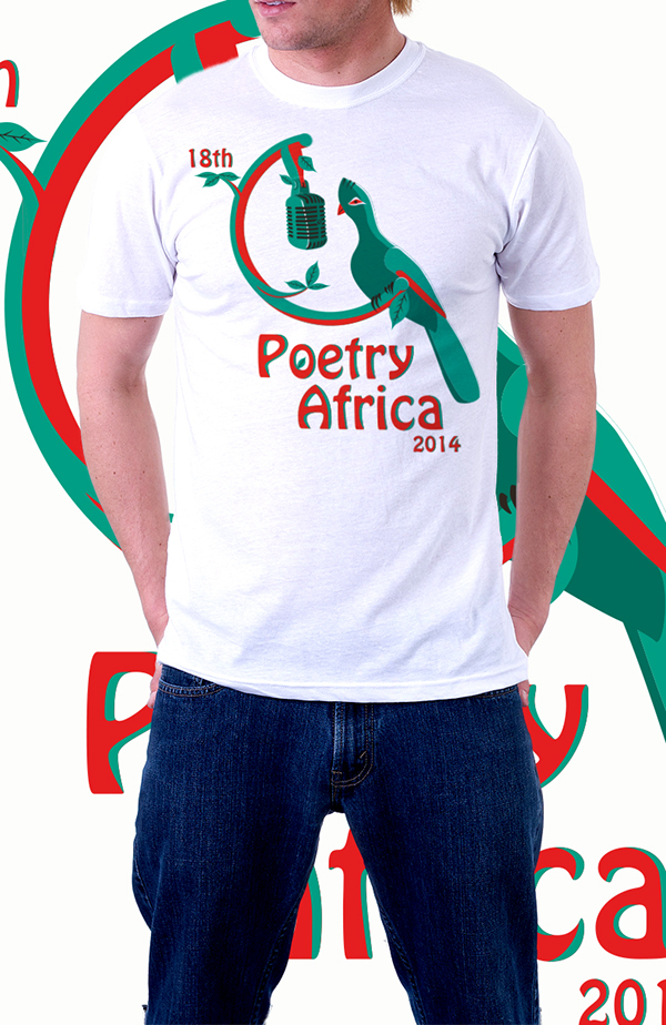 poetry africa poetry africa 2014 africa lourie poster durban alphonse Mucha art nouveau