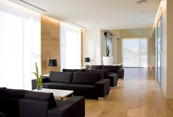 Funeral home Funeral home interior design