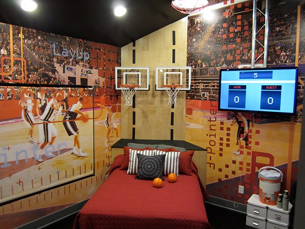 Extreme makeover home edition room graphics on behance for Extreme makeover bedroom ideas