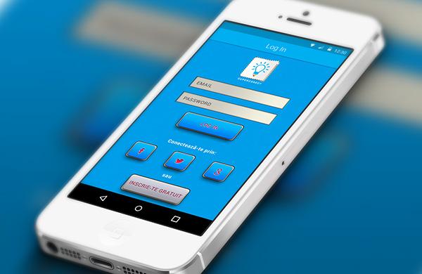 UI/UX - SuperCorect - Grammar Multiplayer Quiz App on Wacom Gallery