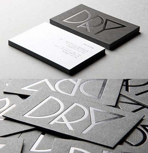 Design Business Cards On Behance