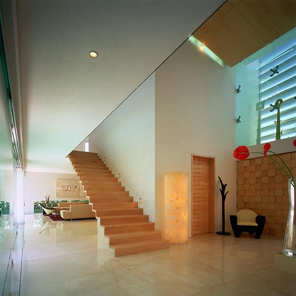 Casa i on behance - Escaleras modernas interiores ...