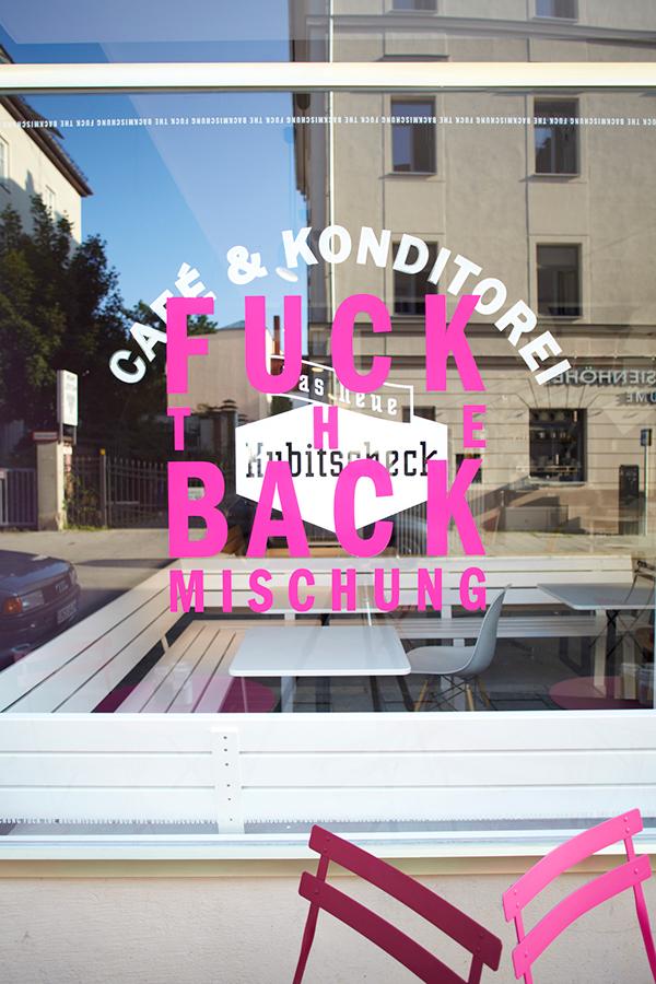 bakery  Bäckerei munich München Innenarchitektur Corporate Design Armin Stegbauer