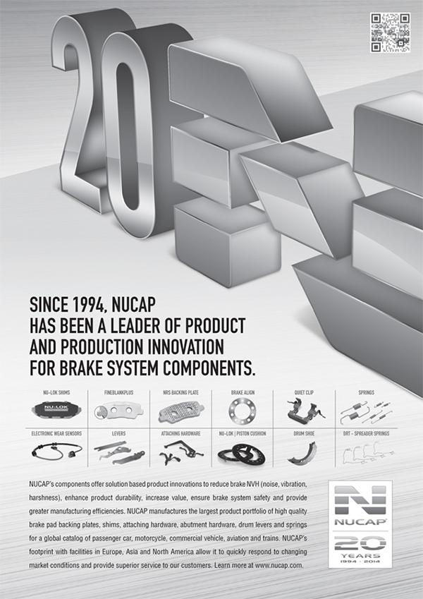 NUCAP European catalogue
