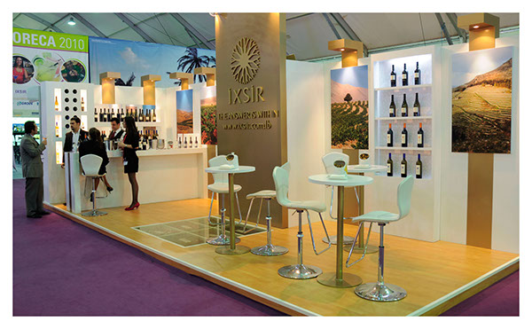 Exhibition Stand Behance : Infiniti exhibition stand on behance