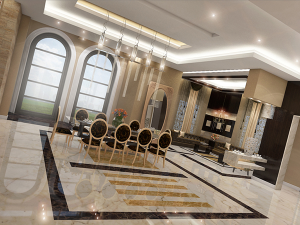 Mr mishal rajhi villa interior riyadh saudi arabia on for Interior design companies in riyadh