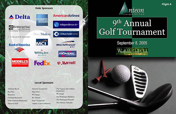 how to plan a golf tournament