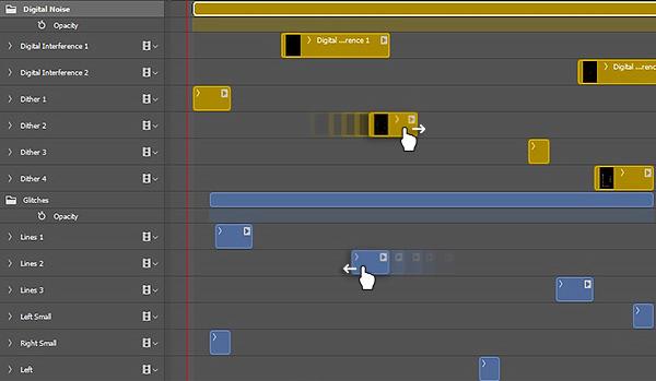 gif maker Glitch artwork Glitch effect photoshop plugin tv glitch vhs effect Animated Effect distortion effect Photo effect rgb effect