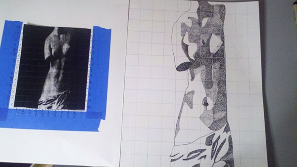 Elements And Organization Of Visual Arts : Design elements organization fall on scad portfolios