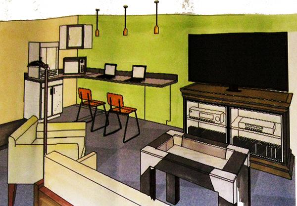 Georgia State University Dormitories John Wesley Dobbs, Atlanta GA Part 65