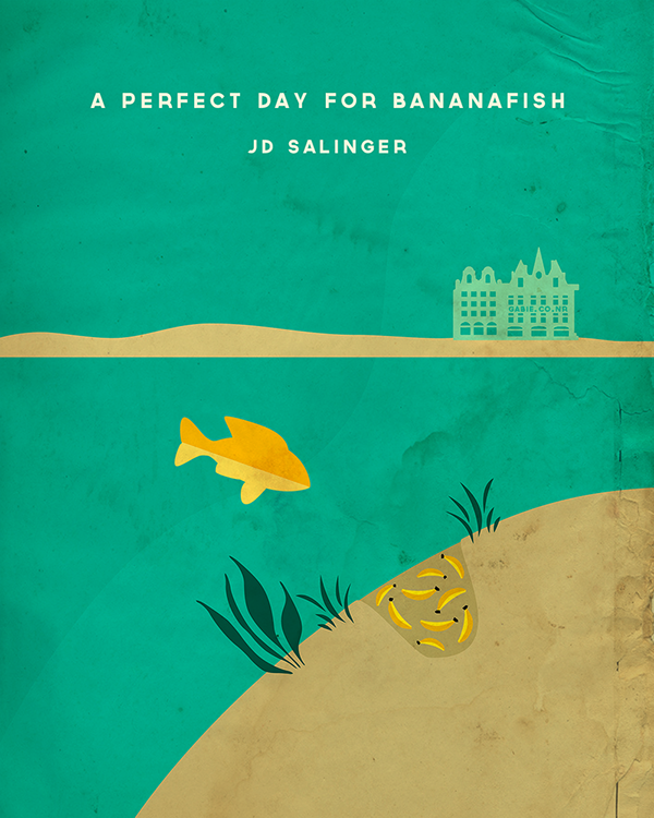 perfect day for bananafish essay A perfect day for bananafish by j d salinger the new yorker, january 31, 1948 p 21 a young man, recently returned from the army goes to florida with his wife his wife has a telephone.